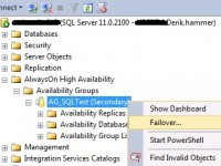 How to: Configure SQL Server 2012 AlwaysOn – Part 6 of 7