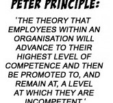The Peter Principle