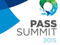 SQL PASS Summit 2015