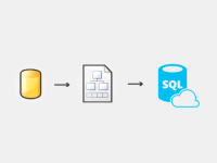 Launch your database into Azure SQL Database – bacpac edition
